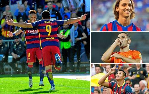 Bàn thắng có giá cao nhất mà Barca phải trả lên tới 1 triệu euro