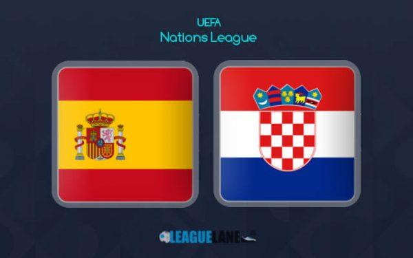 Tây Ban Nha vs Croatia (01h45 ngày 12/09, UEFA Nations League)