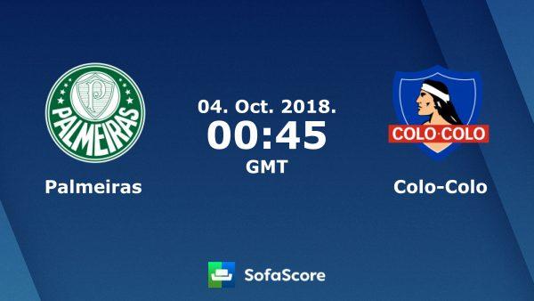 Palmeiras vs Colo Colo (07h45 ngày 4/10: Vô Địch các CLB Nam Mỹ)