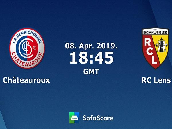 Nhận định Chateauroux vs Lens, 1h45 ngày 9/04