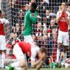 Arsenal và M.U hụt hơi trong cuộc đua Top 4