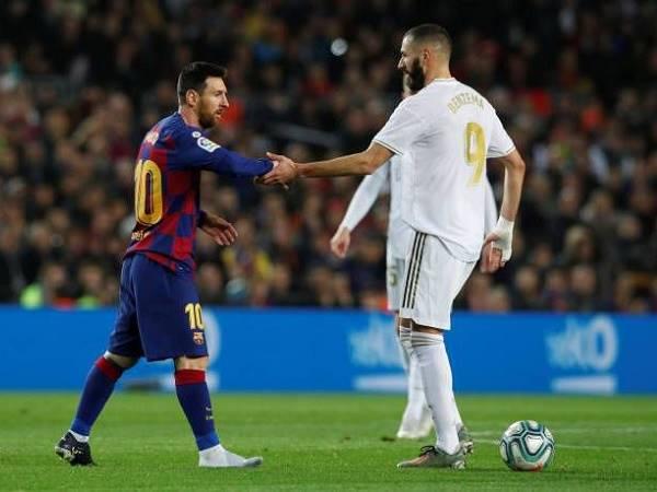 Tin bóng đá trưa 9/4: Benzema bất ngờ ca ngợi sao Barca