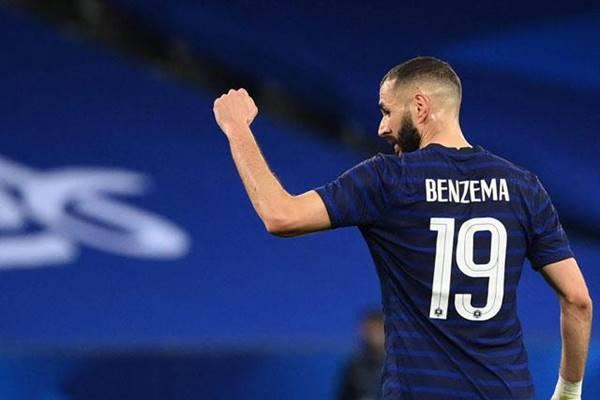 Đội tuyển Pháp nhận tin vui lớn từ Benzema