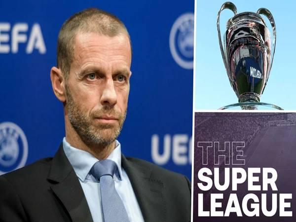 Bóng đá Châu Âu 10/6: 3 đại gia 'chày cối' ở lại Super League KHÔNG bị phạt