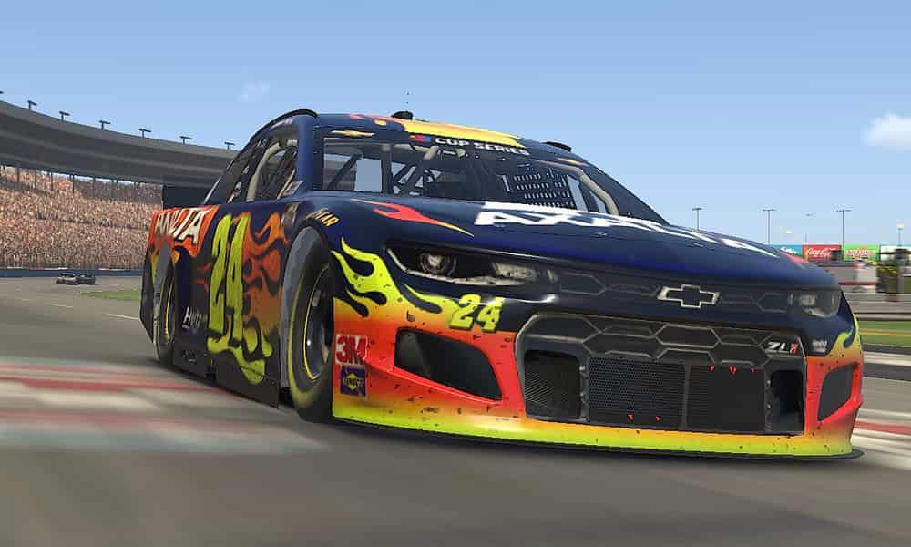 NASCAR, iRacing tiết lộ quan hệ đối tác mới