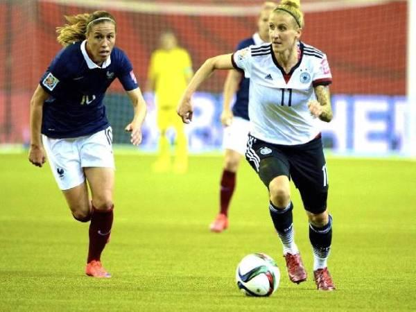 Nhận định bóng đá Nữ Đức vs Nữ Pháp, 2h10 ngày 11/6