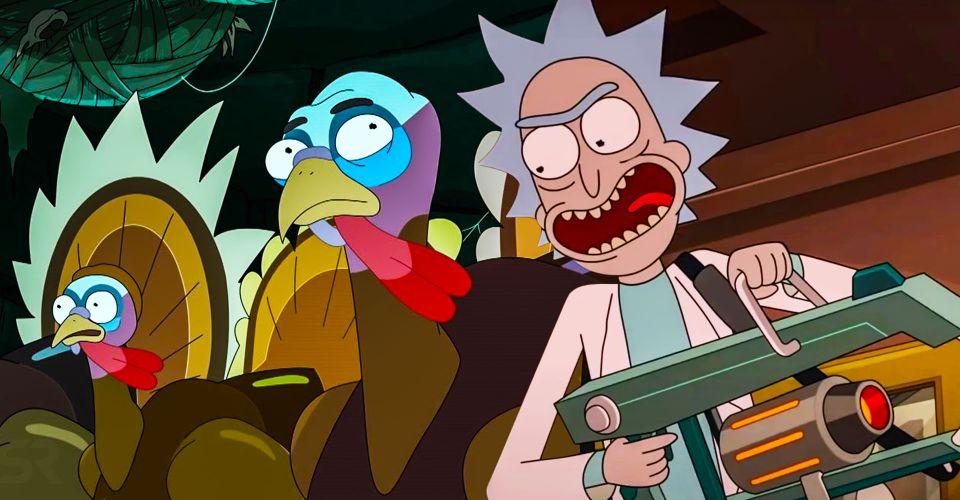 Rick & Morty Phần 5 khắc phục sự cố câu chuyện nữ chính