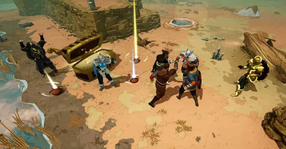 Tribes of Midgard là một trò chơi sinh tồn cải biến mới cực hấp dẫn