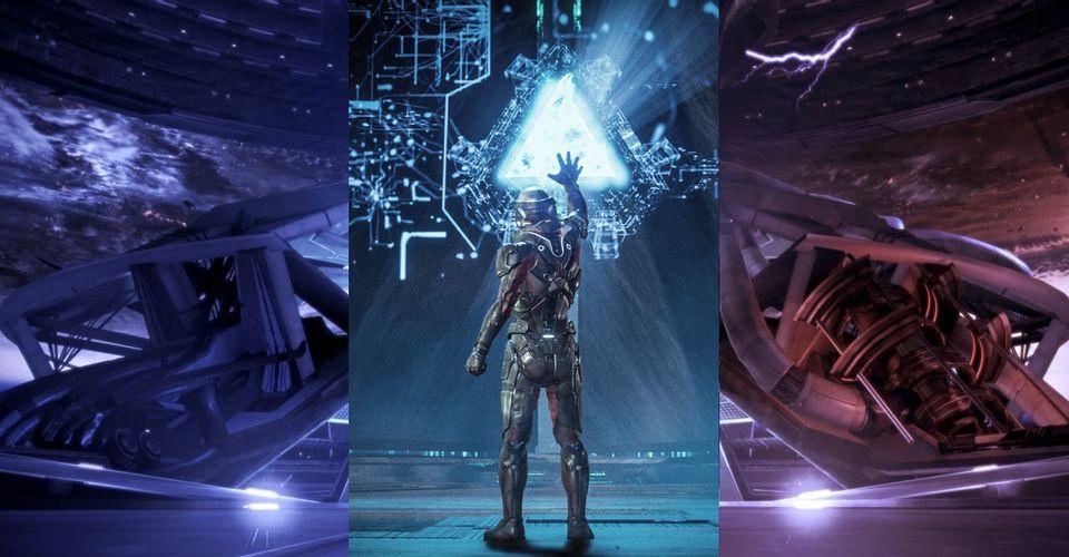 Canon của Mass Effect 3 không được xác nhận trong Andromeda