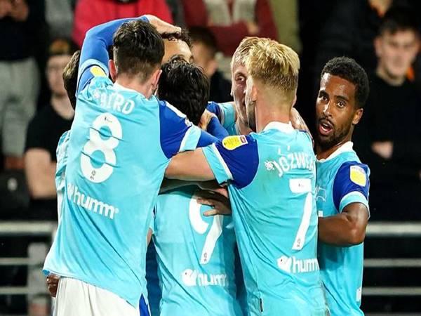 Nhận định bóng đá Derby County vs Nottingham, 18h30 ngày 28/8