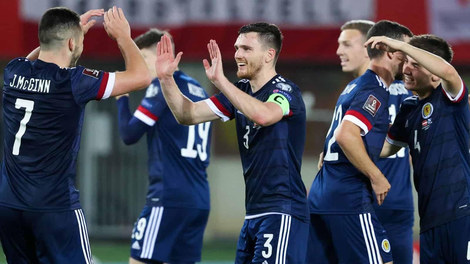 Tin thể thao 06/10: Vòng loại World Cup của Scotland